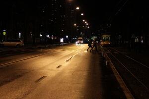 ZDM doświetla przejścia, ale to przy Waszyngtona wciąż ciemne