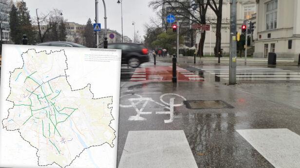 Drogowcy będą odśnieżać ok. 150 km tras rowerowych tvnwarszawa.pl / um