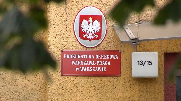 Prokuratura Okręgowa Warszawa-Praga wyjaśnia sprawę TVN 24