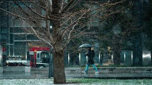 Pogoda na jutro: deszcz, deszcz ze śniegiem i śnieg
