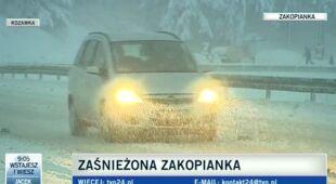 Zakopianka cała biała (TVN24)